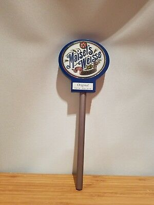 vintage Maisel's Weisse AUS BAYREUth Original Hefe-Weisse imported beer tap