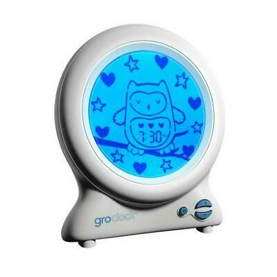 Gro-Clock Baby Sleep Trainer Night Light & Story Book (Ollie The Owl) Free Shipp