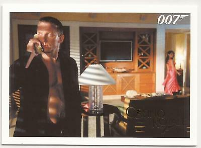 2014 James Bond Gold Parallel 007 Archives Insert Casino Royale 030 30 /125