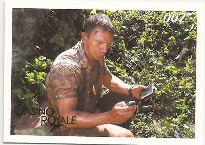 2014 James Bond Gold Parallel 007 Archives Insert Casino Royale 014 14 /125