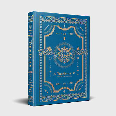 G-FRIEND GFRIEND-TIME FOR US Limited edition (2ND Album) CD+Photobook+Photocard