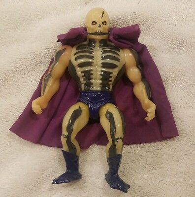 Scareglow  1981 Masters of the Universe, He-Man Action Figure MOTU ,Rare vintage