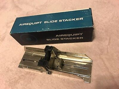 Airequipt Slide Stacker in original box