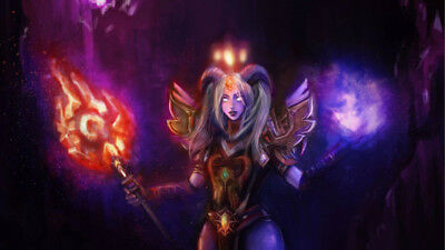 Game world of warcraft dranie 24 X 14 Inch Home Decoration Poster