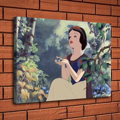 Disney HD Canvas print Painting Home Decor Picture Room Wall art Poster 107358
