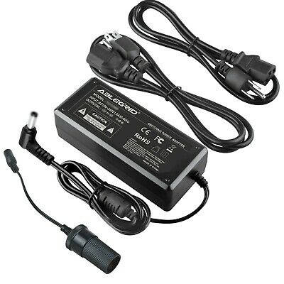 12V DC Adapter For Igloo Iceless 28 28-Quart 40 Cooler Cool Fusion 40 Quart Icy