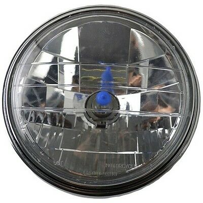For Honda CB1300 Round Chrome Halogen Headlight Lamp