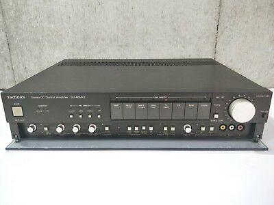 Technics SU-A6MK2 Stereo DC Control Amplifier from Japan