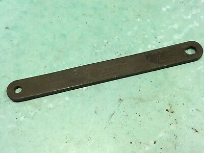 "Car door lock interior original, Oldham 5 3/4"" long bar, classic car part"