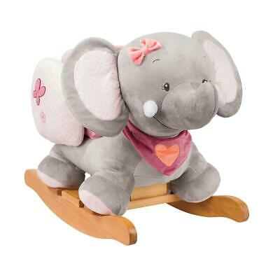 Nattou Rocker (Adele The Elephant) - Rocking Toy