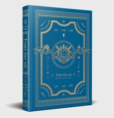 GFRIEND 2nd Album [Time for us] Limited Edition CD+Book+Lyrics+Mobil+Photo+Card