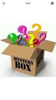 Mysteries Box! Random,Fun,Unique-*Anything Possible* No Junk or Trash,COOL Gift!
