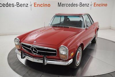 1971 SL-Class -- 1971 MERCEDES-BENZ 280SL, Immaculate, Low Miles, Classic, Beautiful!