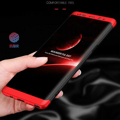 Shockproof Case Hard Ultra Slim Back Cover Removable For Samsung Galaxy Note 8