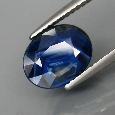 3.90Ct.Outstanding 2Face in 1Piece (Facet&Cabochon) Blue Normal Heated Sapphire