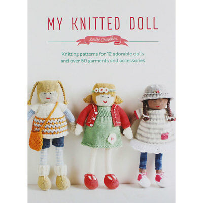 My Knitted Doll by Louise Crowther (Paperback), Non Fiction Books, Brand New