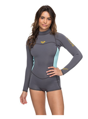 2/2mm Syncro Series - Springsuit surf wetsuits ROXY women ERJW403014 XGGB