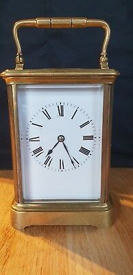 Henri Jacot Carriage Clock