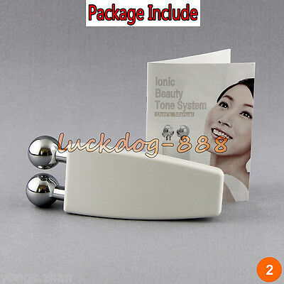Microcurrent Facial Neck Toning Device Reduce Lines Wrinkles Improve Skin Tone