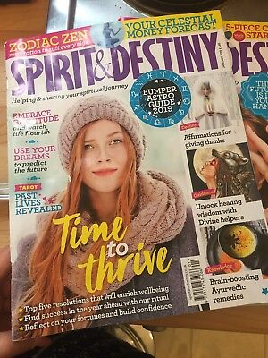 Spirit And Destiny Mags X2