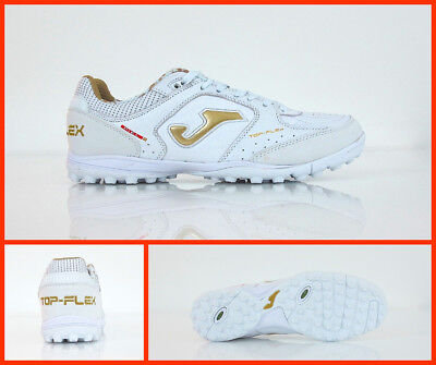 competitive price 46ab9 84593 JOMA scarpe calcetto turf TOP FLEX 902 TOPS.902.TF col. BIANCO