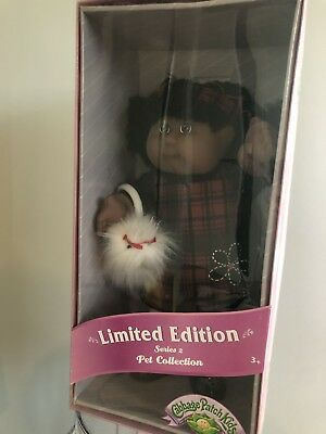 Cabbage Patch Dolls Limited Edition - Pet Collection Series 2