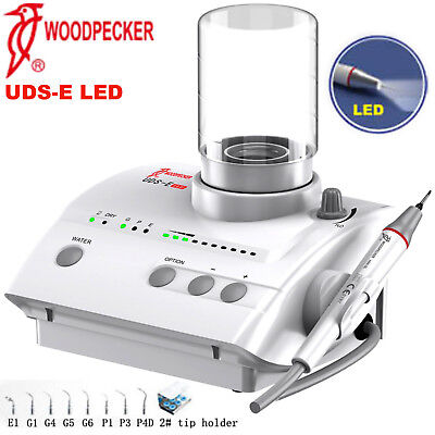 Woodpecker UDS-E LED Dental Piezo Ultrasonic Scaler LED Handpiece EMS 220V