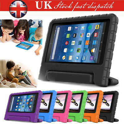 Children kids Safe Case EVA Cover Stand For Amazon Kindle Fire 7 inch 2015