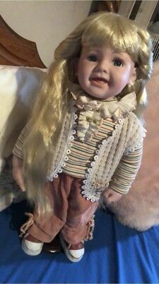 Beautful Homeart Doll