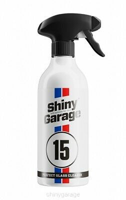 Shiny Garage Perfect Glass Cleaner 500ml rrp £9