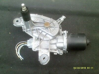 Citroen C4 Grand picasso Drivers side, R/H, Wiper Motor, 07- 13