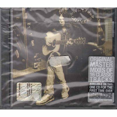 Neil Young CD Greatest Hits / Reprise Records Sealed 0093624893523