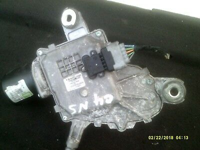 Citroen C4 Grand picasso Passenger side, L/H, Wiper Motor, 07- 13