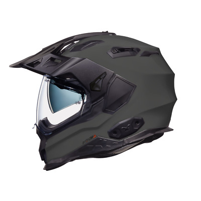 Nexx X WED 2 Concrete MATT - Adventure DVS Dual Sport Motorcycle Helmet