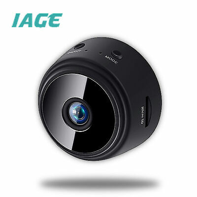 A9 Mini Wireless WiFi IP Kamera 1080P HD IR Night Vision Motion Sensor DVR Home