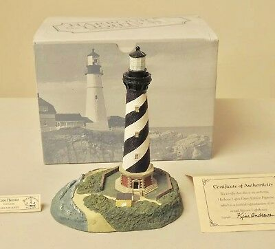 CAPE HATTERAS NC #401 Harbour Lights LIGHTHOUSE OF THE WORLD
