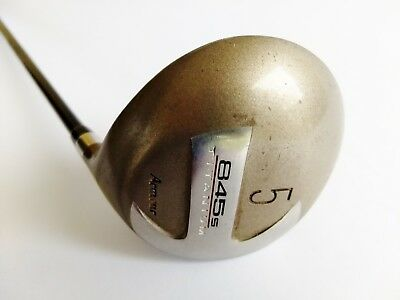 Tommy Armour 845s Titanium 5 Fairway Wood - G Force 3.3 Graphite - RH - 42 1/4""