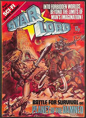 Star Lord (24 June 1978) Planet of the Damned VFN