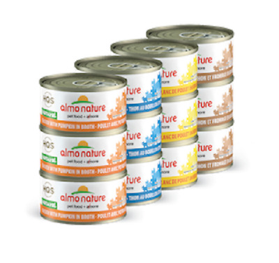 Almo Nature Legend Cat tin 24x70g Meat Varieties