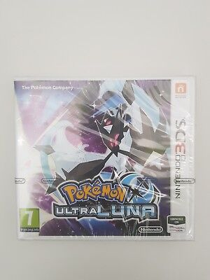 Pokemon ultraluna nintendo 3ds precintado