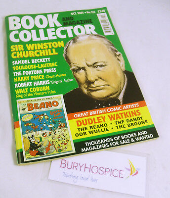 Book Collector- The Beano Oct 2001 No. 211 (WH_6050)