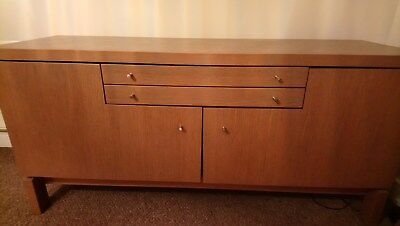 Living Room Sideboard (John Lewis) walnut in colour, fantastic condition.