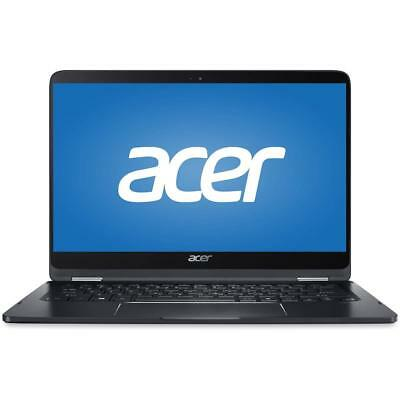 """Acer Spin 7 14"""" Full HD Tou chscreen Notebook, i7-7Y75, 256GB SSD, 8GB RAM, W10H"""