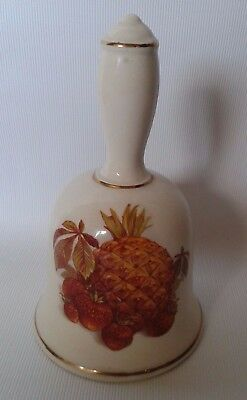 "Vintage Sadler Bell  ""Fruits And Nuts"""