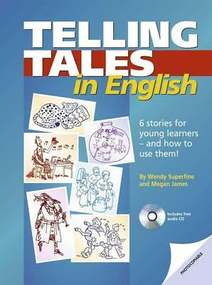Telling Tales in English mit Audio-CD