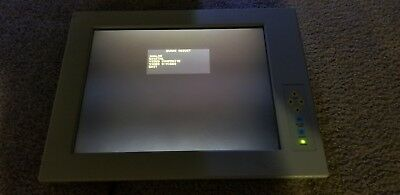ICP Electronics DM-150W LCD Industrial Display Monitor