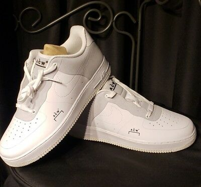 A COLD WALL X Nike Air Force 1 AF1 UK9 US 10 ACW SAMUEL ROSS