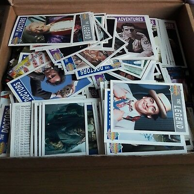 Doctor Who Trading Cards Joblot 200+ Mostly New Different Sets