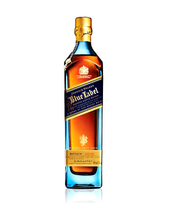 Johnnie Walker Blue Label Scotch Whisky 40% 700mL FAST DELIVERY & FREE SHIPPING