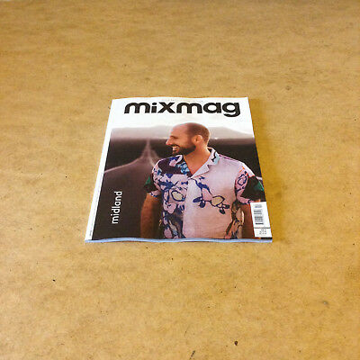 Mixmag Feb 2019 Midland Mix* Dance Club Culture House Electro Techno + More